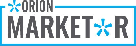 Orion Market*r Logo